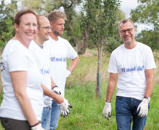 Wi mook dat! 2020 - Team Carlsberg packte tatkräftig an